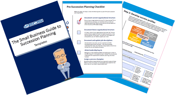 succession planning template advertisement image-1